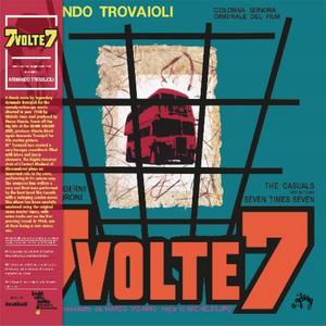 Armando Trovajoli 7 Volte 7: Colonna Sonora LP