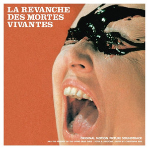CHRISTOPHER RIED: La Revanche Des Mortes Vivantes LP
