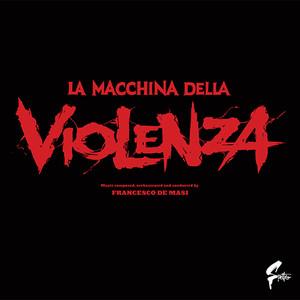 FRANCESCO DE MASI: La Macchina della violenza (The Big Game) LP
