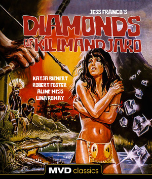 Diamonds Of Kilimandjaro Blu-Ray