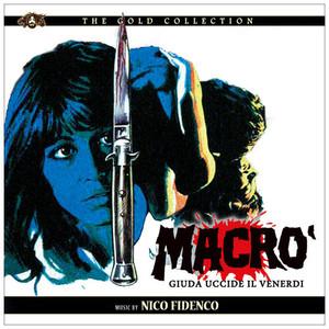 NICO FIDENCO: Giuda Uccide Il Venerdi CD