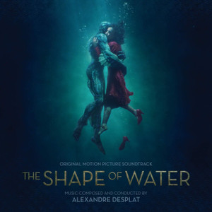 ALEXANDRE DESPLAT: The Shape Of Water (Soundtrack) LP