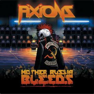 FIXIONS: Mother Russia Bleeds: Original Soundtrack 2LP