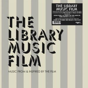 V/A: Library Music Film (Soundtrack) LP