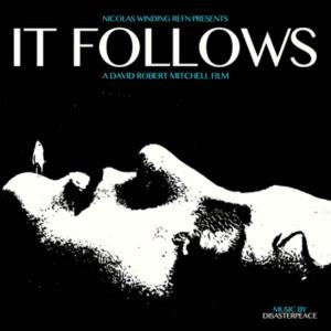 DISASTERPEACE: It Follows (Soundtrack) Cassette Tape