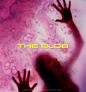 MICHAEL HOENIG: The Blob (Original 1988 Motion Picture Soundtrack) LP