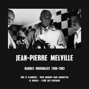 JEAN-PIERRE MELVILLE: Bandes Originales 1956-1963 LP