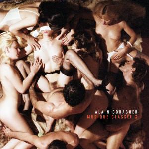 ALAIN GORAGUER: Musique Classee X LP