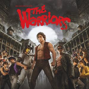 V/A: The Warriors (Deluxe 1979 Original Soundtrack & Score) (Purple Vinyl) 2LP