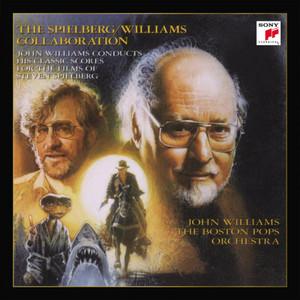 JOHN WILLIAMS & STEVEN SPIELBERG: The Spielberg/Williams Collaboration 2LP