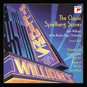 JOHN WILLIAMS & STEVEN SPIELBERG WILLIAMS ON WILLIAMS: The Classic Spielberg Scores 2LP