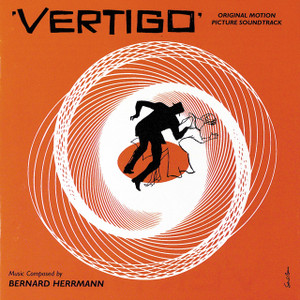 BERNARD HERRMANN: Vertigo (Original Motion Picture Soundtrack) LP