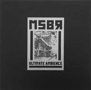 MSBR: Ultimate Ambience LP