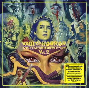 V/A: Vault Of Horror: The Italian Connection Vol 2 2LP/CD