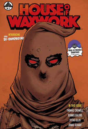 HOUSE OF WAXWORK ISSUE 3