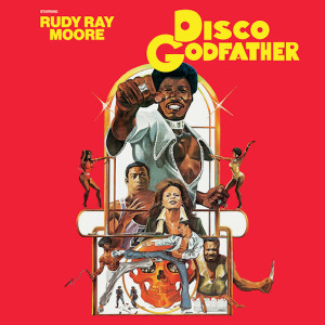 JUICE PEOPLE UNLIMITED: Disco Godfather (Original 1979 Motion Picture Soundtrack) (UK/EU RSD Exclusive) LP
