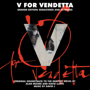 DAVID J: V For Vendetta: Grande Edition LP