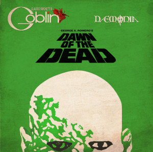 CLAUDIO SIMONETTI'S GOBLIN: Dawn Of The Dead Soundtrack 40th Anniversary Edition (Lime) LP