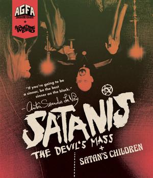 Satanis, The Devil's Mass + Satan's Children BLU-RAY/DVD