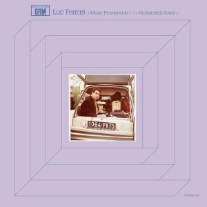 LUC FERRARI: Music Promenade/Unheimlich Schon LP