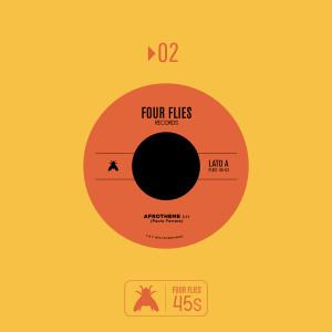 """PAOLO FERRARA: Afrotheme / Percussion Blues 7"""""""