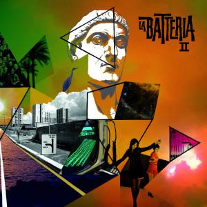 LA BATTERIA: II (Clear Vinyl) 2LP