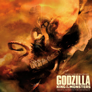 BEAR MCCREARY: Godzilla: King of the Monsters (Original Motion Picture Soundtrack) 3LP