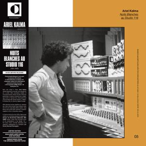 ARIEL KALMA: Nuits Blanches au Studio 116 LP