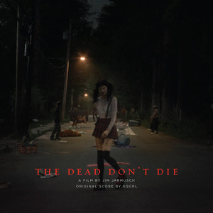 SQÜRL: The Dead Don't Die (Original Score) (Red Splatter on Green) LP