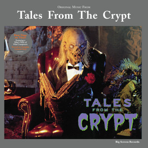 V/A: Original Music From Tales From The Crypt (Soundtrack) (Opaque Orange Vinyl) LP