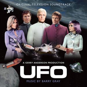 BARRY GRAY: UFO (Original TV Soundtrack) 2LP