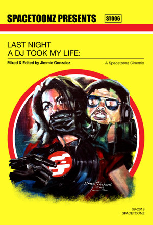 SPACETOONZ PRESENTS: Last Night a DJ Took My Life Blu-Ray
