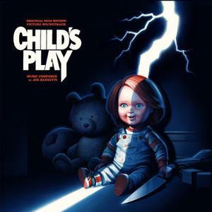 JOSEPH RENZETTI: Child's Play (Original 1988 Motion Picture Music) 2LP
