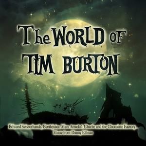 DANNY ELFMAN / STEPHEN SONDHEIM / HOWARD SHORE: The World of Tim Burton 2LP
