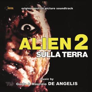 GUIDO & MAURIZIO DE ANGELIS: Alien 2 Sulla Terra CD
