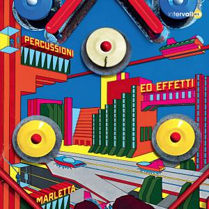 LEONARDO MARLETTA: Percussioni ed Effetti LP