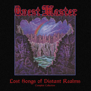 QUEST MASTER: Lost Songs of Distant Realms 2CD Digipack