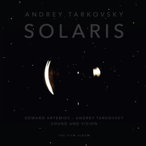 ANDREY TARKOVSKY/EDWARD ARTEMIEV: Solaris. Sound And Vision: The Film Album CD/BK