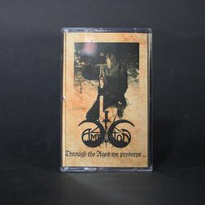 AMESTIGON: Through the Ages We Preserve/Mysterious Realms Cassette