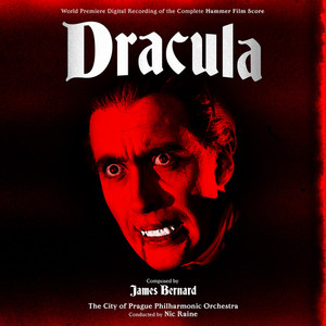 JAMES BERNARD: Dracula / The Curse of Frankenstein 2LP