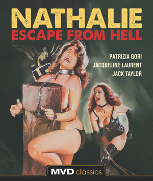 Nathalie: Fugitive From Hell Blu-Ray