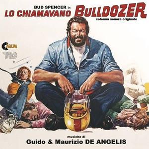 GUIDO & MAURIZIO DE ANGELIS: Lo Chiamavano Bulldozer (Color Vinyl) LP