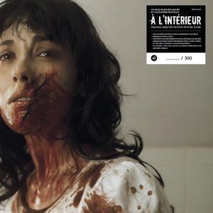 """RAPHAËL GESQUA: Inside """"À l'intérieur"""" (Original Rejected Motion Picture Score) LP"""