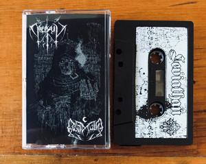 CREBAIN/LEVIATHAN: Split Cassette