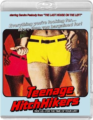 Teenage Hitchhikers Blu-Ray