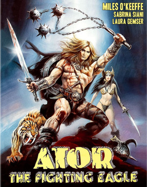 Ator: The Fighting Eagle [Collector's Edition] Blu-Ray