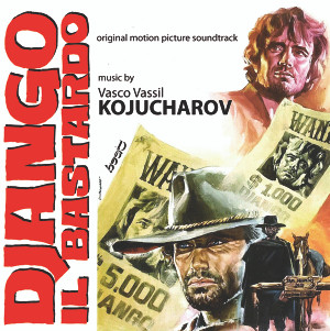 VASCO VASSIL KOJUCHAROV: Django The Bastard CD