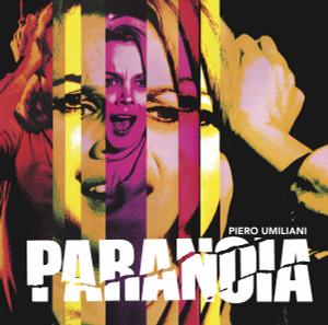 PIERO UMILIANI: Paranoia (Orgasmo) LP