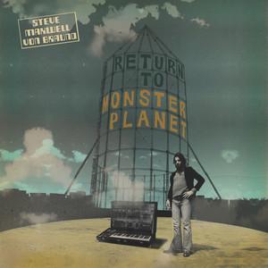 STEVE MAXWELL VON BRAUND: Return To Monster Planet LP