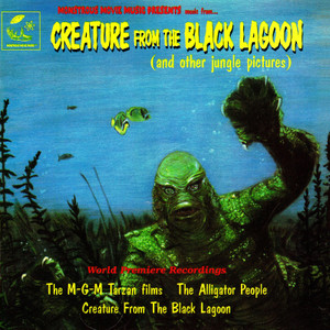 V/A: Creature From The Black Lagoon (And Other Jungle Pictures) CD